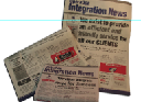 newspaper layout templates